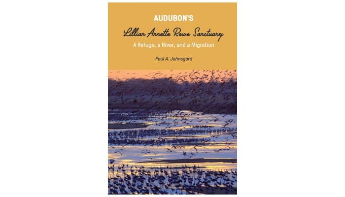 Introducing a New Book about Audubon's Rowe Sanctuary